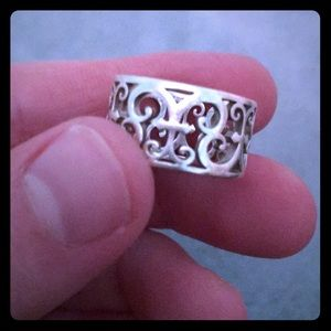 Tiffany and Co. silver ring